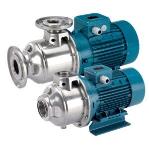 CALPEDA MXH 32 - 48 többlépcsős centrifugál szivattyú