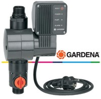 GARDENA Elekt. nyomáskapcsoló szárazüzem ellen