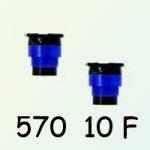 570-10F fúvóka (R=3