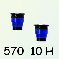 570-10H fúvóka (R=3