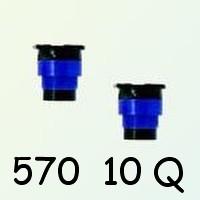 570-10Q fúvóka (R=3