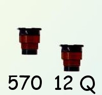 570-12Q fúvóka (R=3