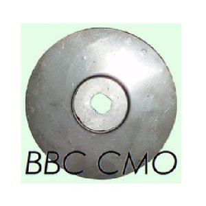 BBC CMO járókerék