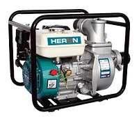 HERON EPH-80 benzinmotoros szivattyú 1100 l