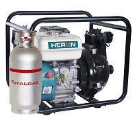 HERON EPPH 15-10G gáz-benzin üzemű szivattyú