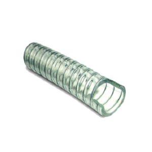 PVC szívó-nyomó tömlő acélspirállal 5