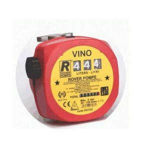 Rover átfolyásmérő borra