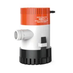 SEAFLO WWB 500 GPH / 12 fenékvíz szivattyúk