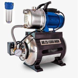 VB 25-1300 INOX + szűrő