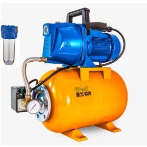 VB 25 / 1300 házi vízmű + vízszűrő