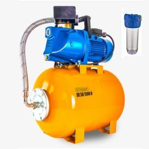 VB 25 / 1500B házi vízmű + vízszűrő