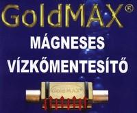 GOLDMAX Mágneses vízkõmentesítõ