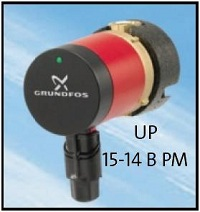 GRUNDFOS COMFORT UP 15-14 B PM