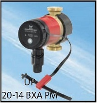 GRUNDFOS COMFORT UP 20-14 BXA PM