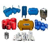 HIDROFOR, fűtési tágulási tartályok
