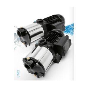 BBC CMO vízszintes tengelyű, többlépcsős centrifugál szivattyúk
